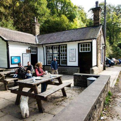 Grindleford Station Café
