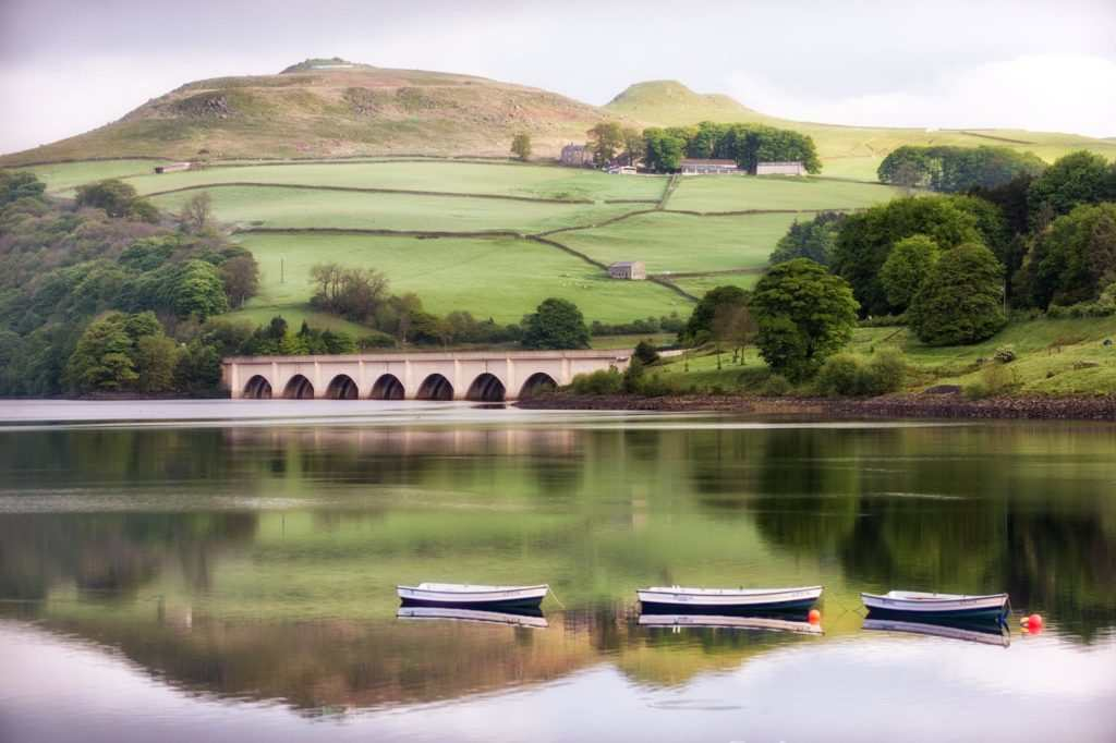 Yorkshire Bridge Inn View