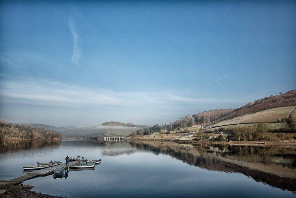 Life Lines: How Fishing at Ladybower Reservoir is Transforming Lives 1