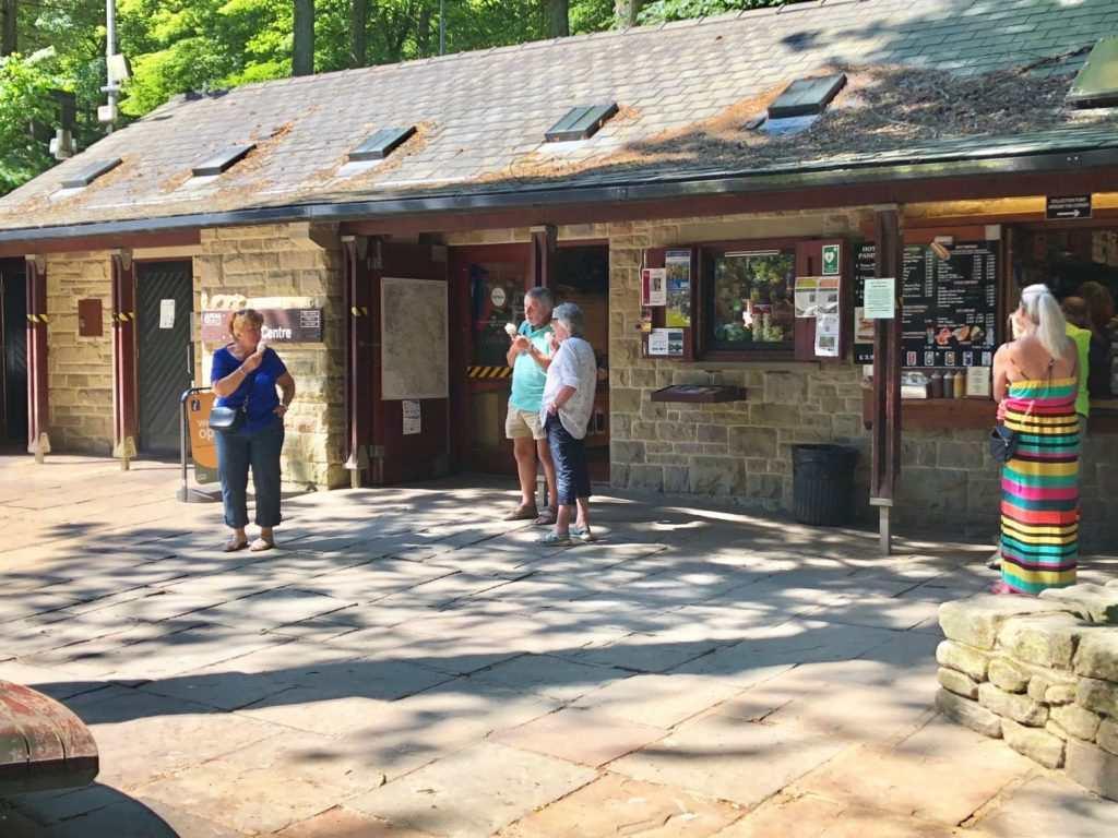 Ladybower Reservoir Visitor Centre