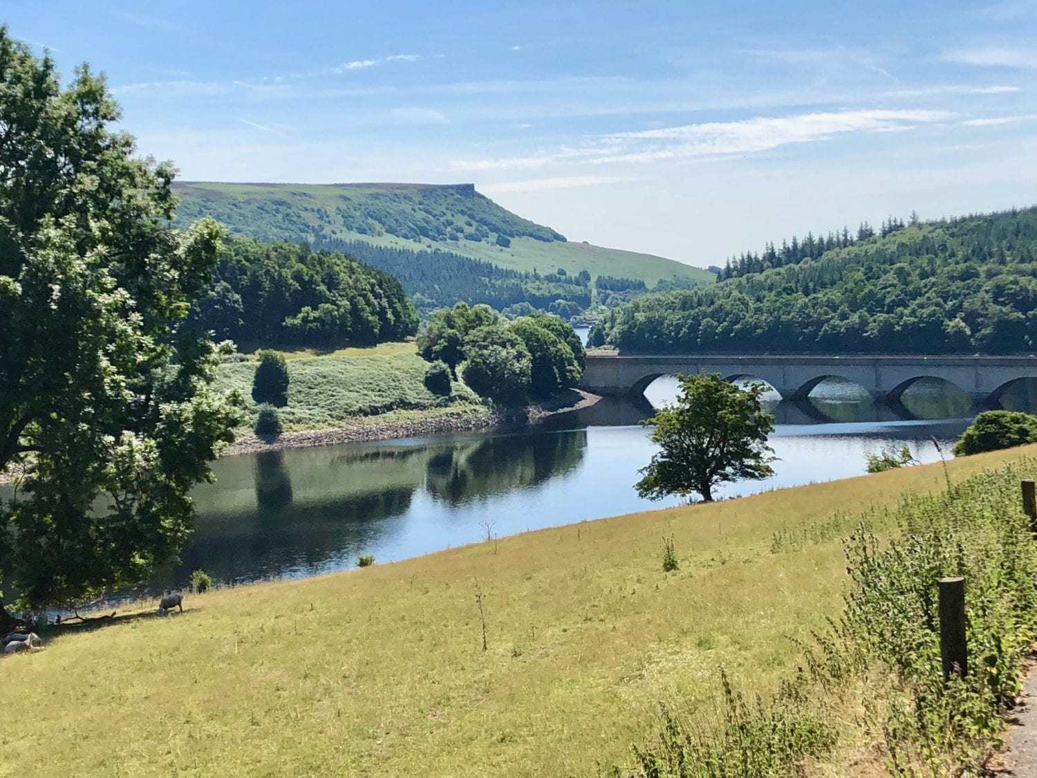 Ladybower Reservoir Walk