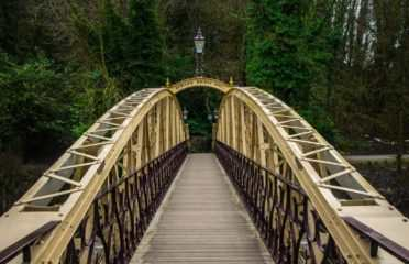 Matlock Bath Jubilee Bridge