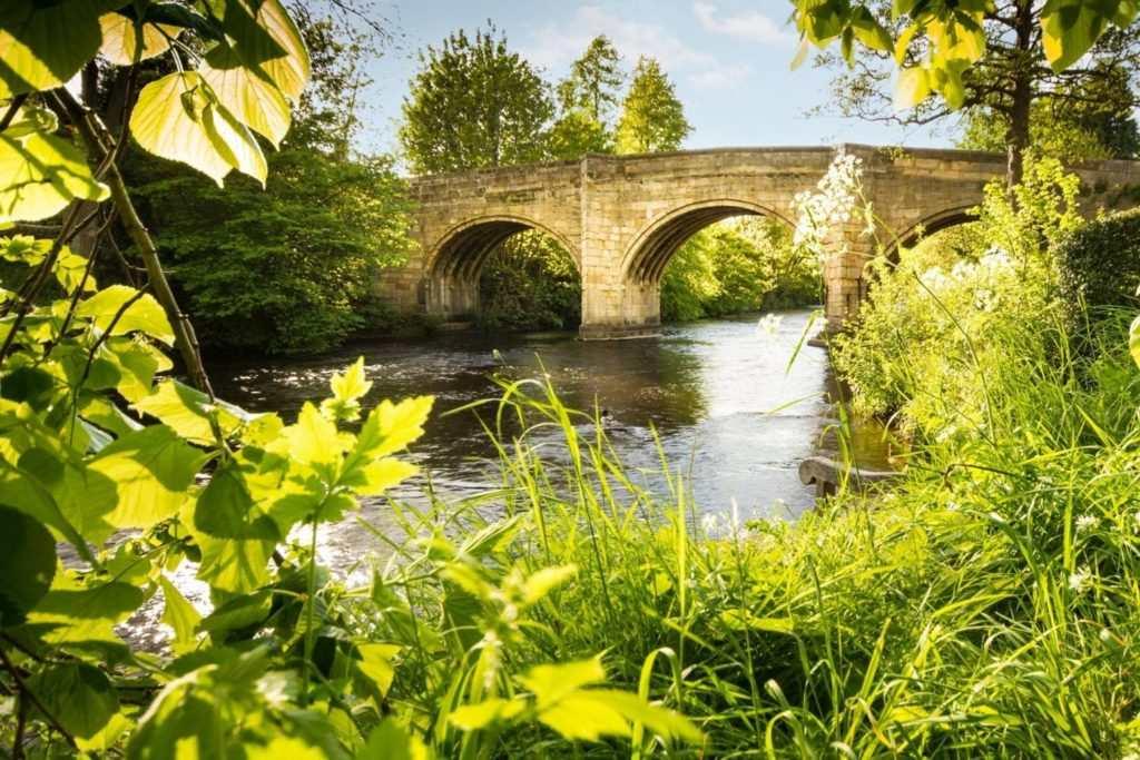 Baslow Bridge
