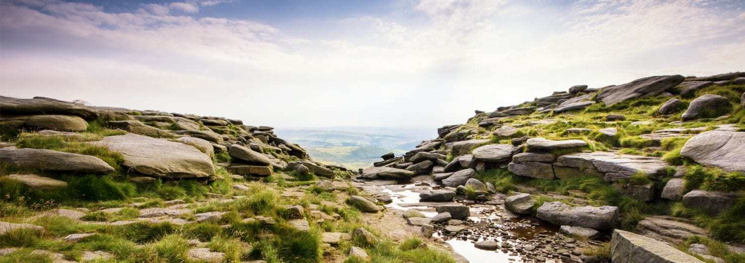 Hayfield via Kinder Edges (9 miles)