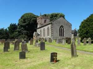 Wetton Church
