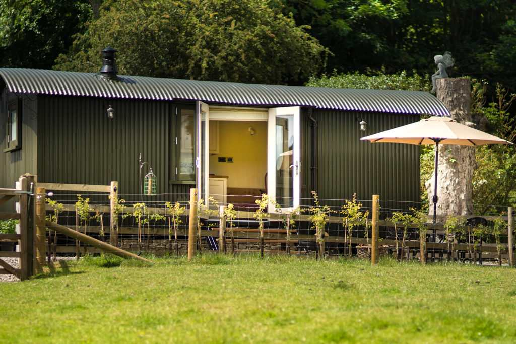 Oaker Farm Holiday Cottages & Haddy's Hut 2