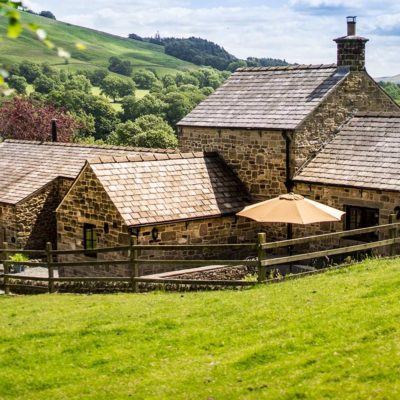 Oaker Farm Holiday Cottages & Haddy's Hut