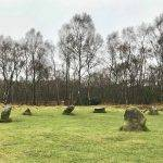 Birchover, Rowtor Rocks and Nine Ladies Stone Circle