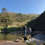 Beautiful Dovedale Walk via Hall Dale and Ilam (6 miles)
