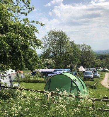 Caravan Sites, Glamping & Camping in the Peak District 33