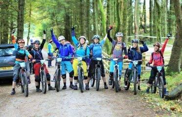 Cafe Adventure Women's Mountain Bike Rides