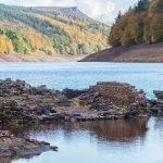 The Drowned Villages under Ladybower Reservoir