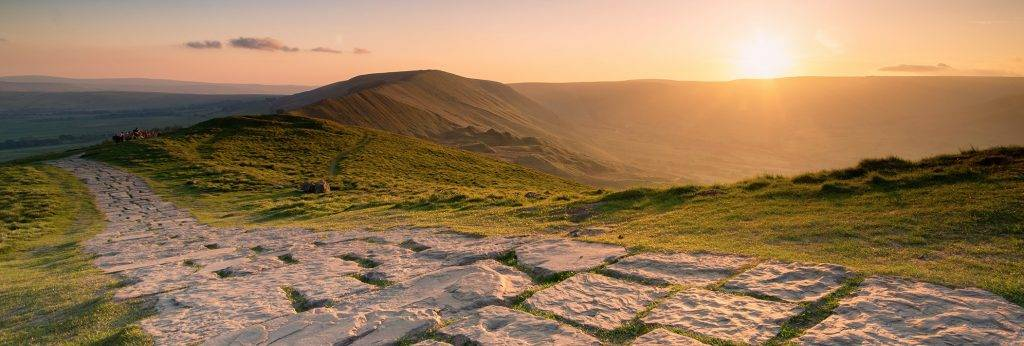 Castleton via Mam Tor
