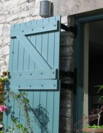 Tom's Barn and Douglas's Barn