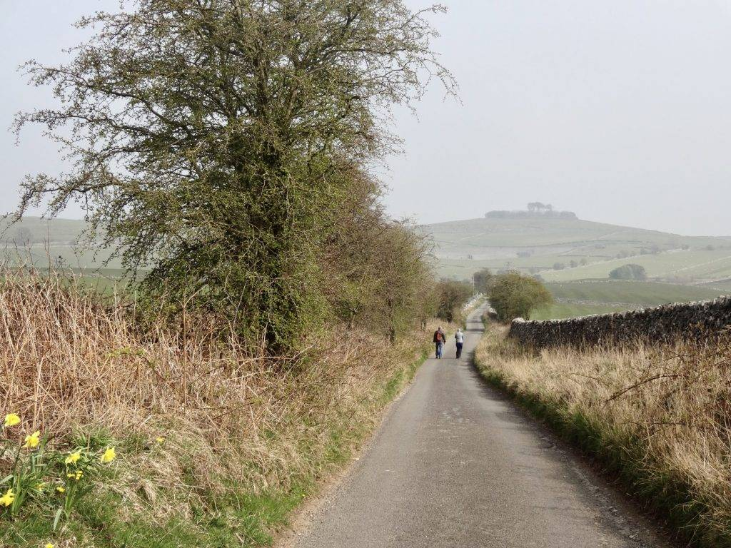 Minninglow Walk