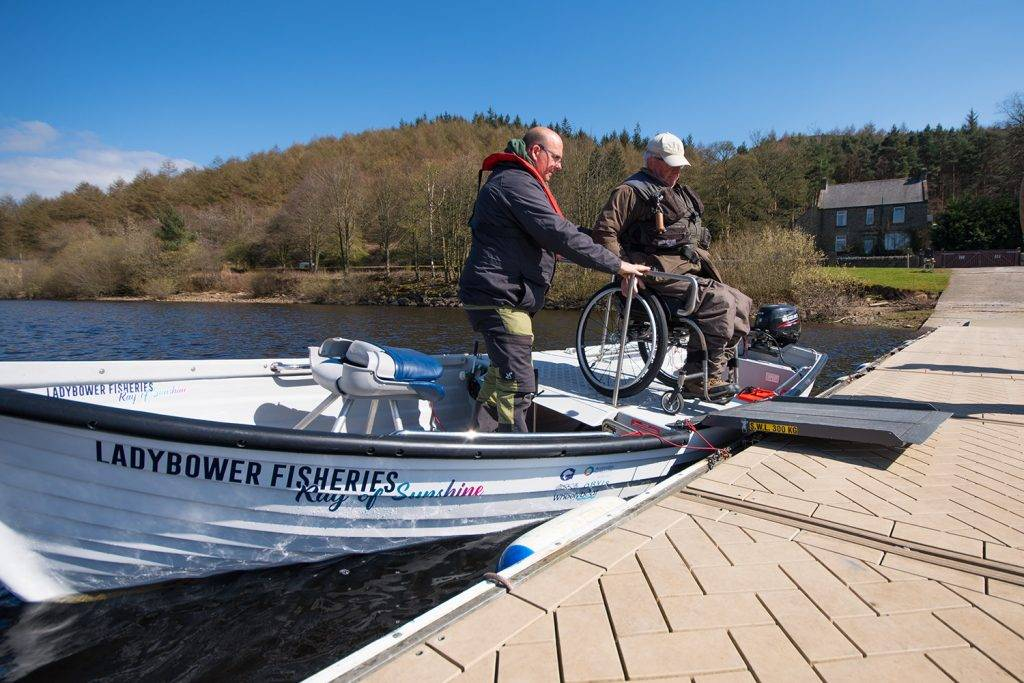 Life Lines: How Fishing at Ladybower Reservoir is Transforming Lives 5