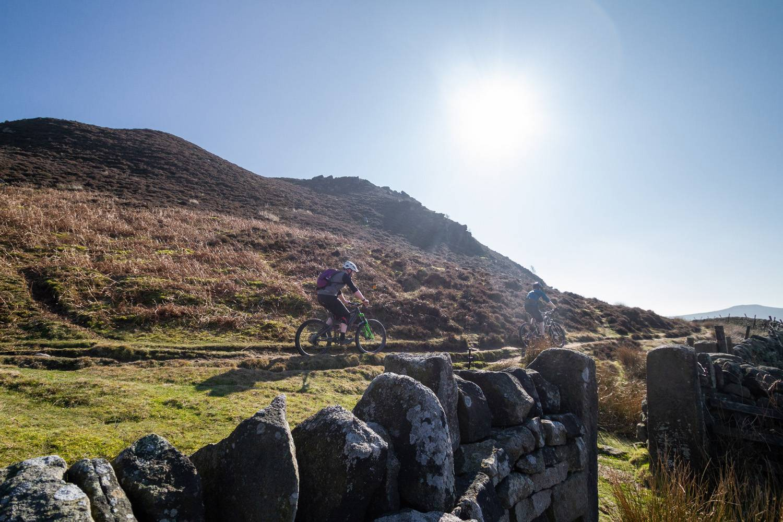 Upper Derwent MTB Ride