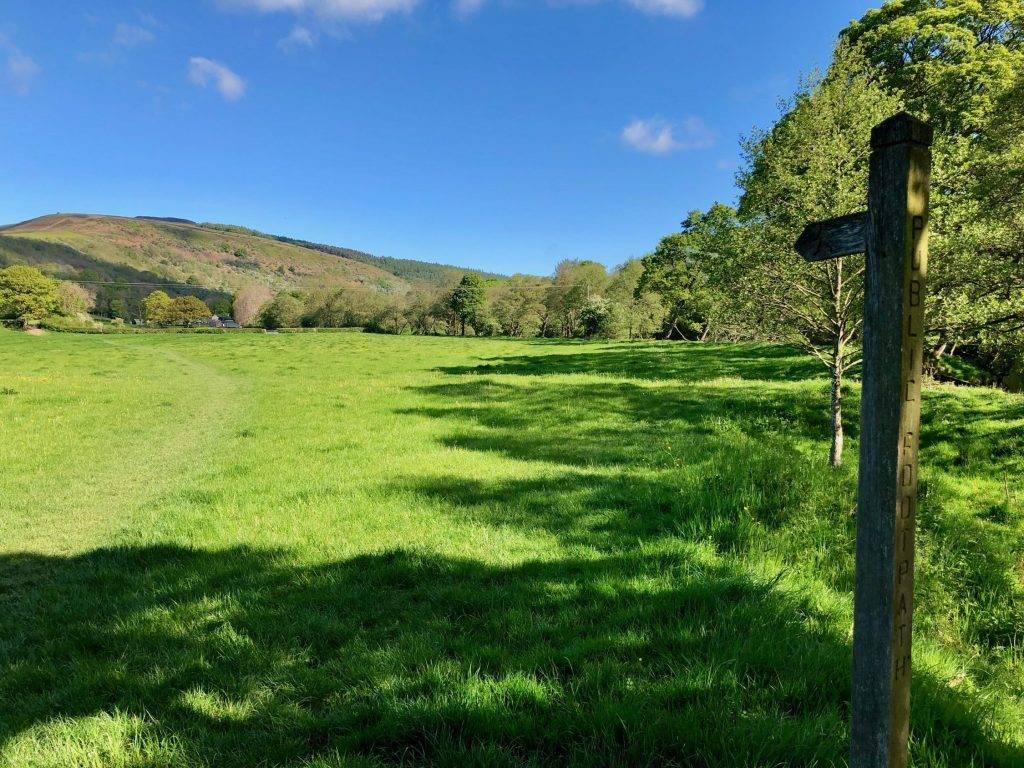 Beautiful Bamford Walk