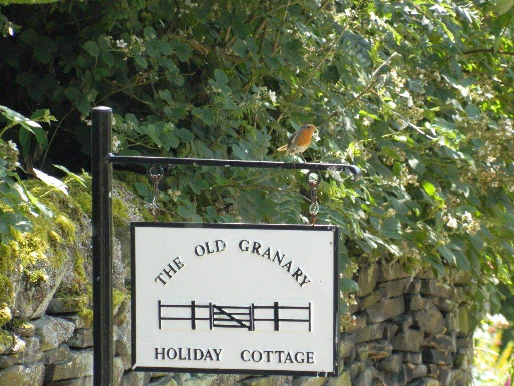 Beautiful Peak District Cottages : The Old Granary, Matlock
