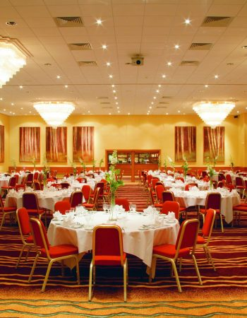The DoubleTree by Hilton Sheffield Park Hotel