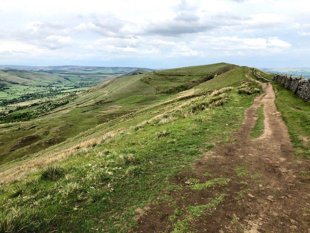 Rushup Edge - Edale Walk