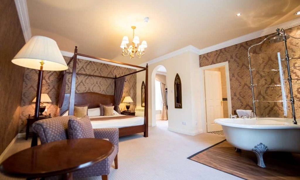Spa Hotels in Peak District : Ringwood Hall