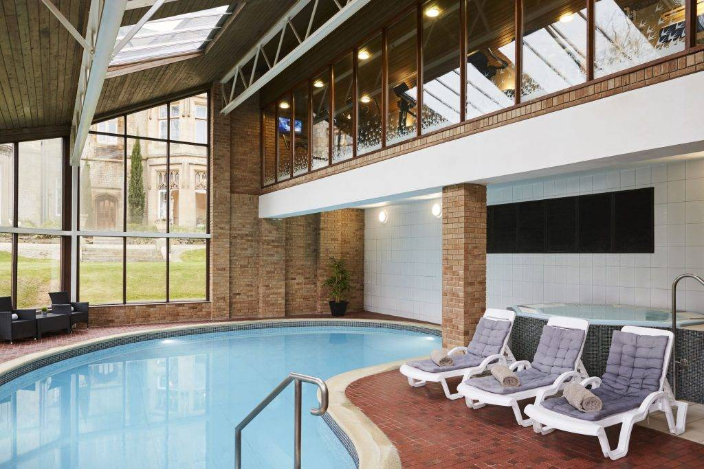 Peak District Spa Hotel : Kenwood Hall Hotel