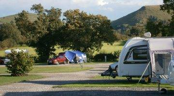 Upper Hurst Farm Caravan & Camping Peak District