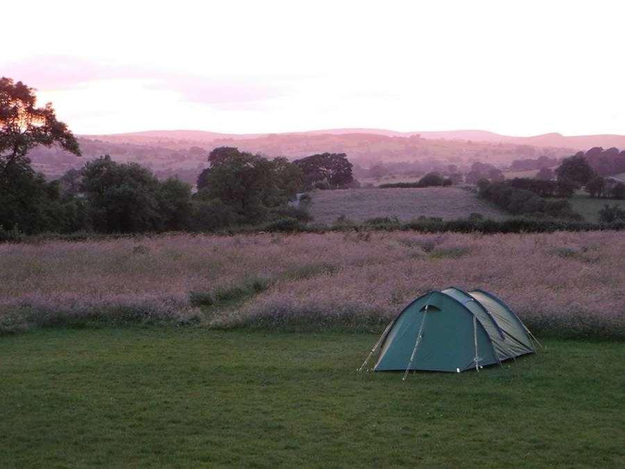 Best Peak District Campsites