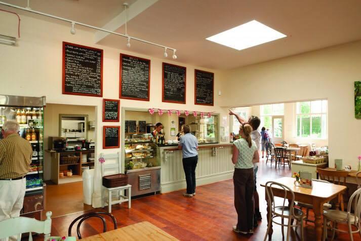 Hassop Station Cafe