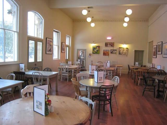 Hassop Station Cafe 1