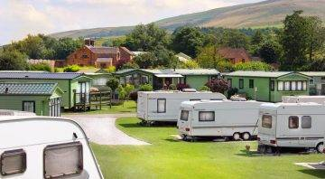 Laneside Caravan Park Peak District
