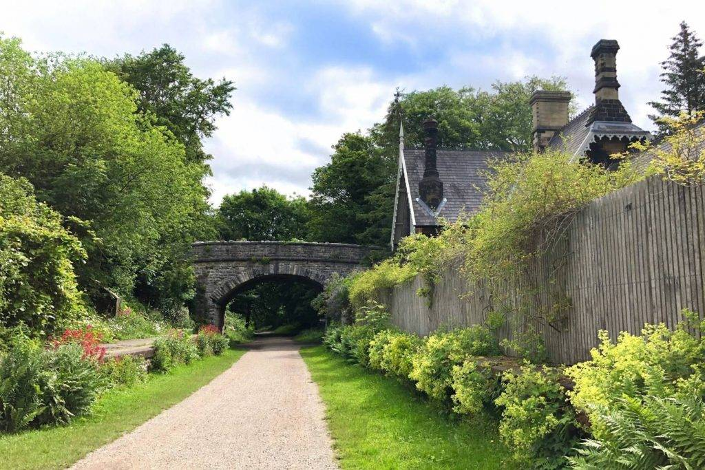 Holiday Cottages in Bakewell : Monsal Trail