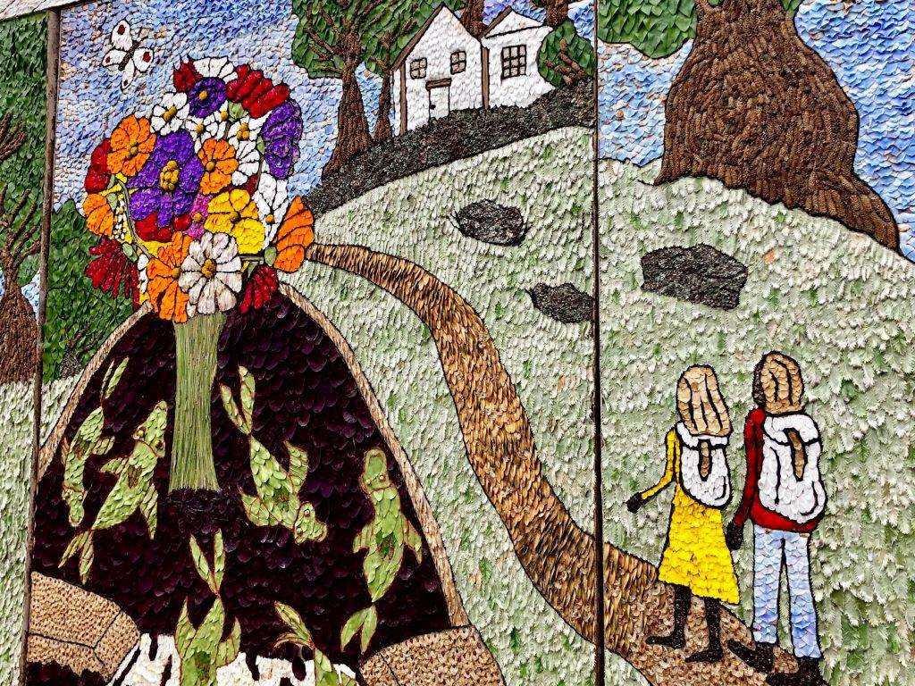 Beautiful Youlgreave : Well Dressing