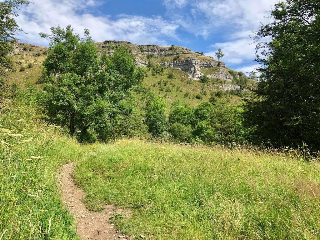 Quiet walks in the Peak District - Lathkill Dale