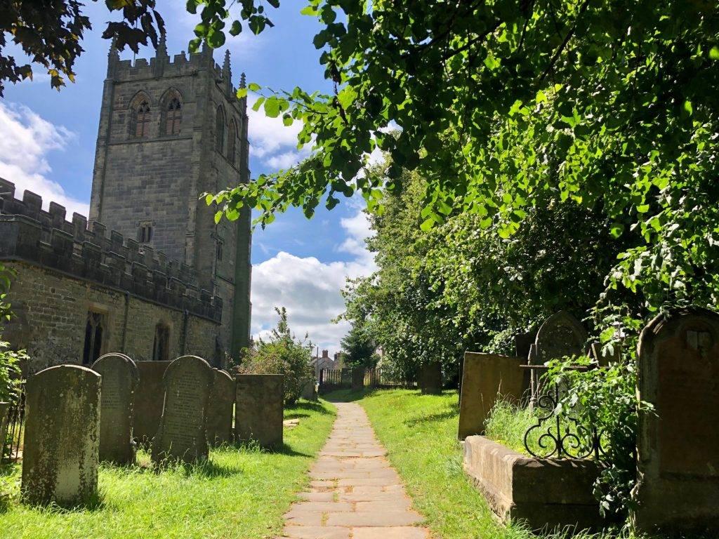 Beautiful Youlgreave : All Saints Church