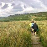 Kids' Walk: Stanage Edge Walk (2 miles)