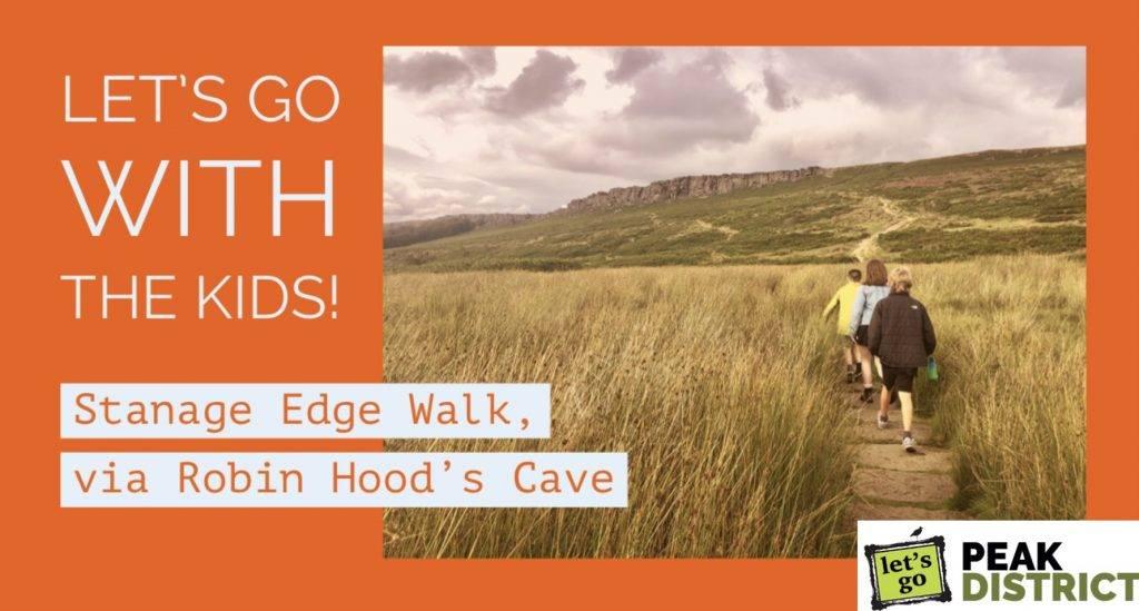 Stanage Edge Walk