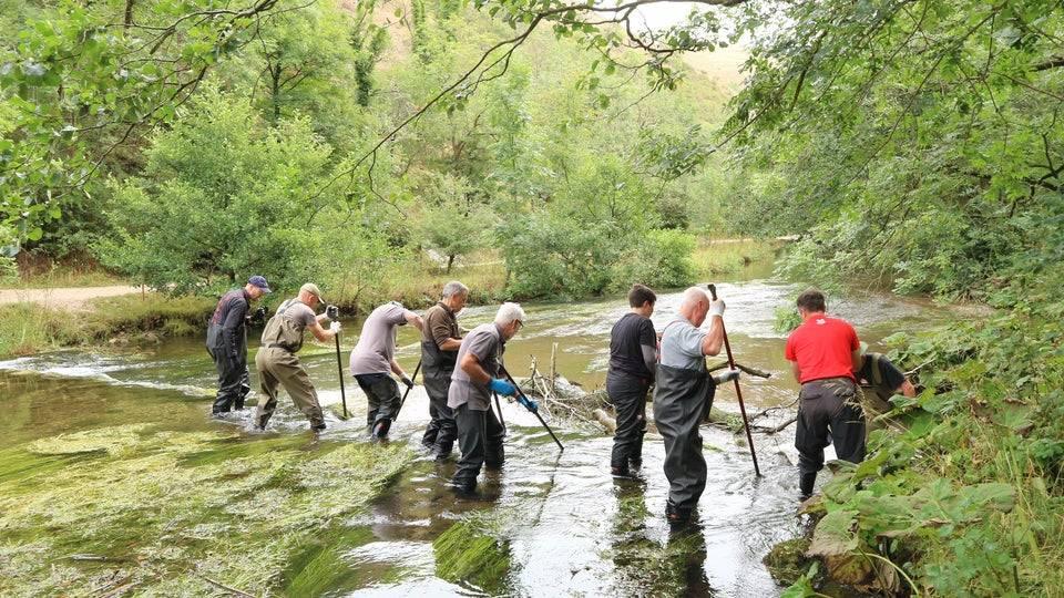 National Trust: Volunteering in the Peak District 1