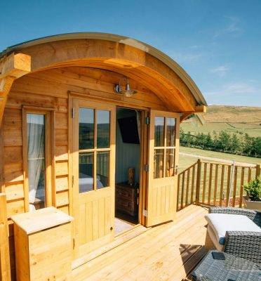 Caravan Sites, Glamping & Camping in the Peak District 37
