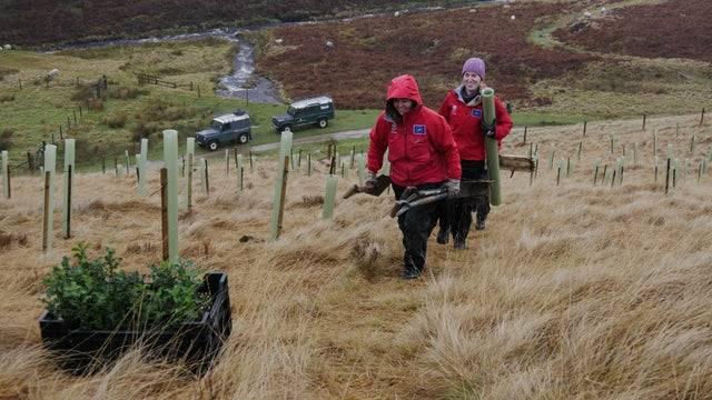 National Trust: Volunteering in the Peak District 3