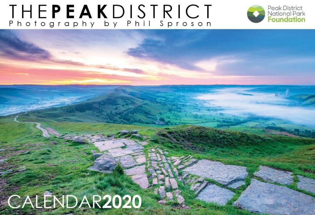Peak District National Park Foundation Official Calendar