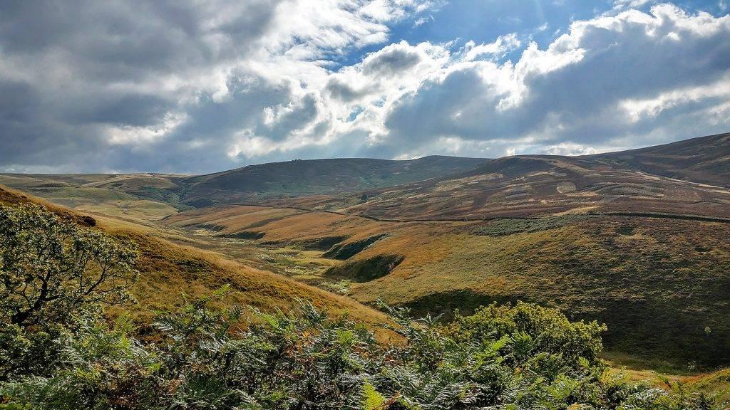 Peak District Motorhome Hire : High Peak Holidays