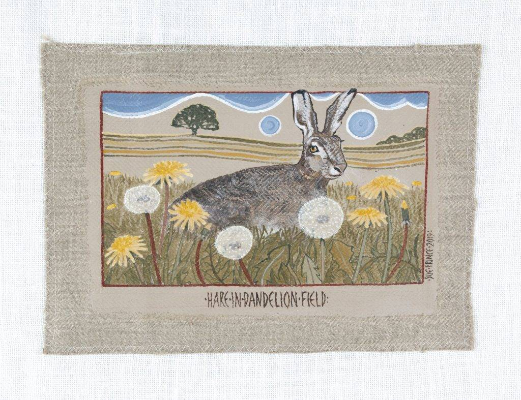 A Peak District Tapestry of organic art and Swedish inspiration 14