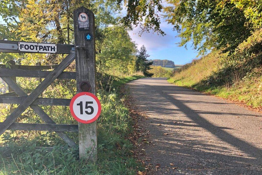 Derwent Edge (2.5 miles) 1