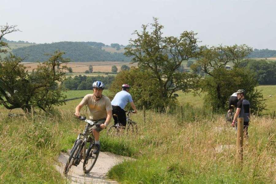 Outdoor activities Peak District