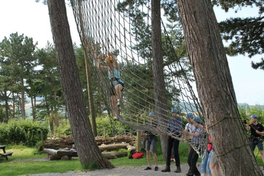 Outdoor activities Peak District : Thornbridge Outdoors