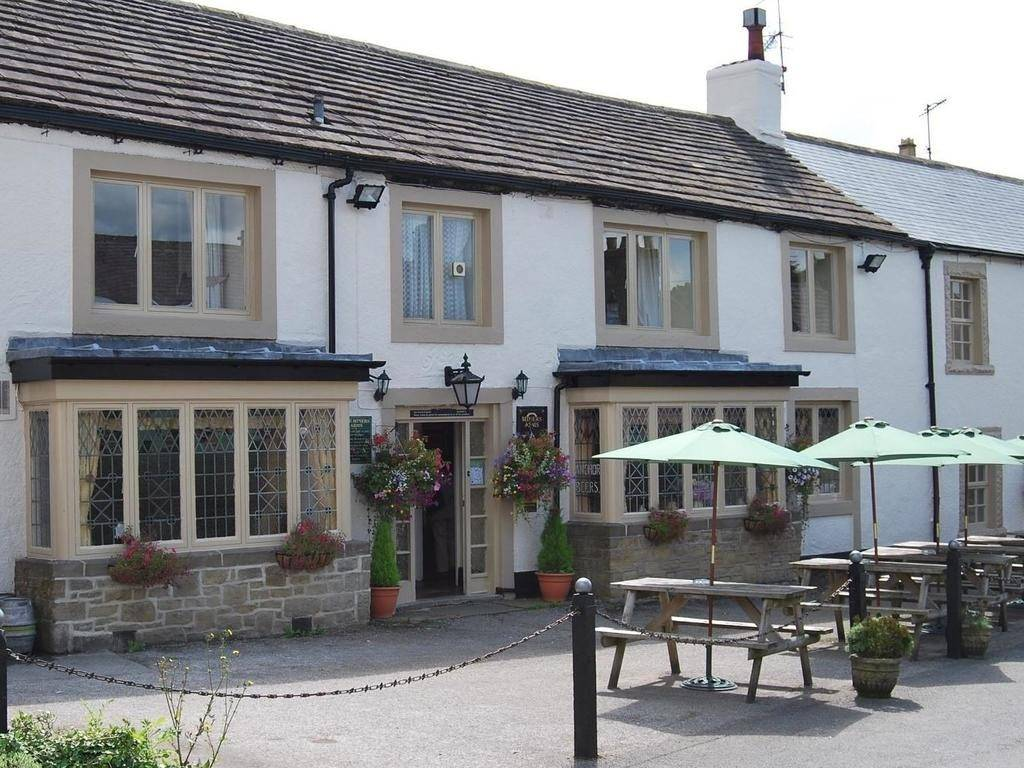 Best Peak District Pubs : The Miners Arms, Eyam