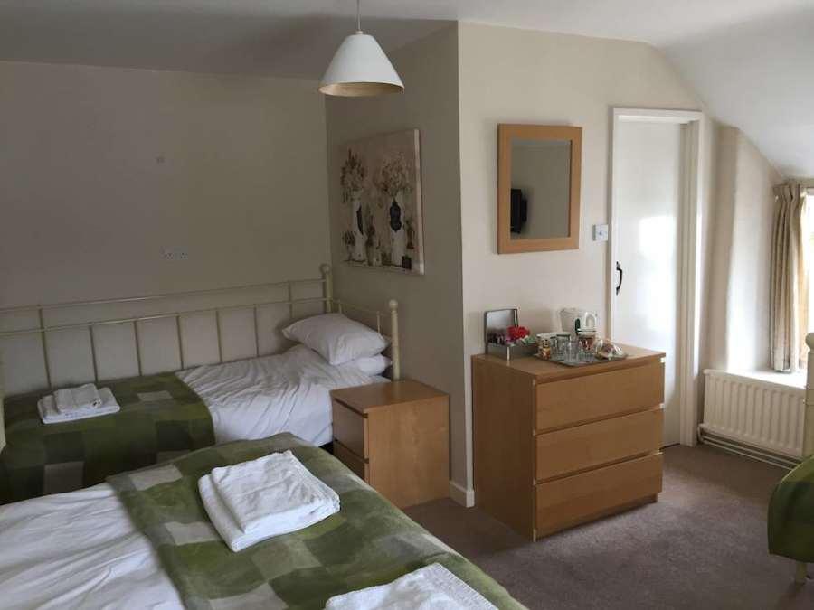 Hawthorn Farm Bed and Breakfast bedroom