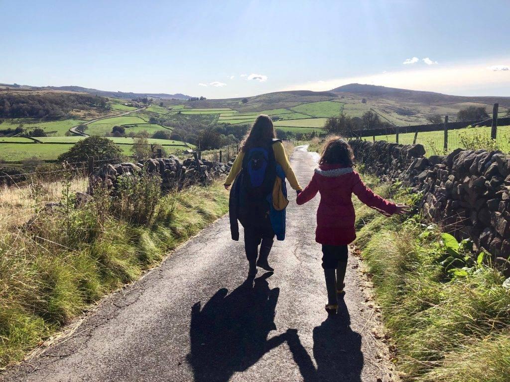Kids' Walk: Three Shires Head (3.8 miles) 10